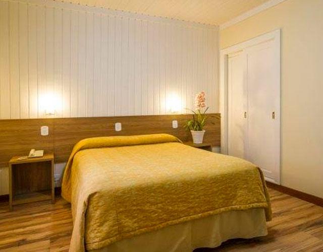Quarto Hotel Bologna Campos do Jordão Capivari