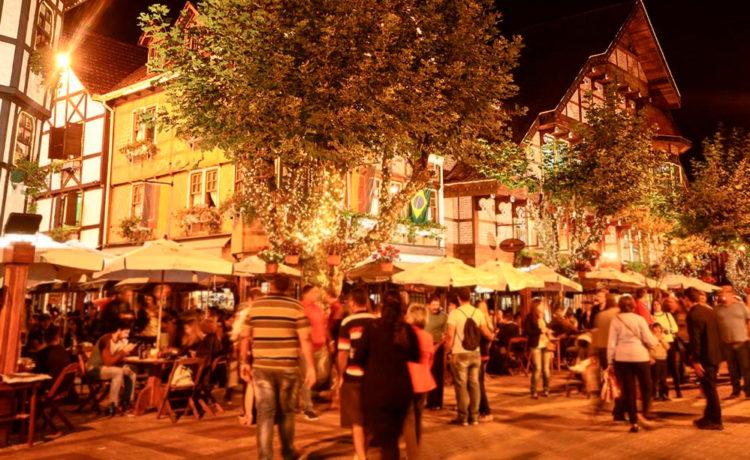 Passeio Noturno Hotel Bologna Campos do Jordão Capivari